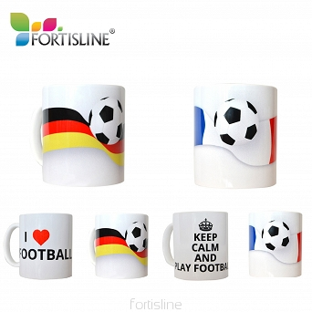 Tasse Mug Football FAN ZONE