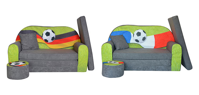 Fortisline_Sofa enfant _Football_Fan Zone_FR