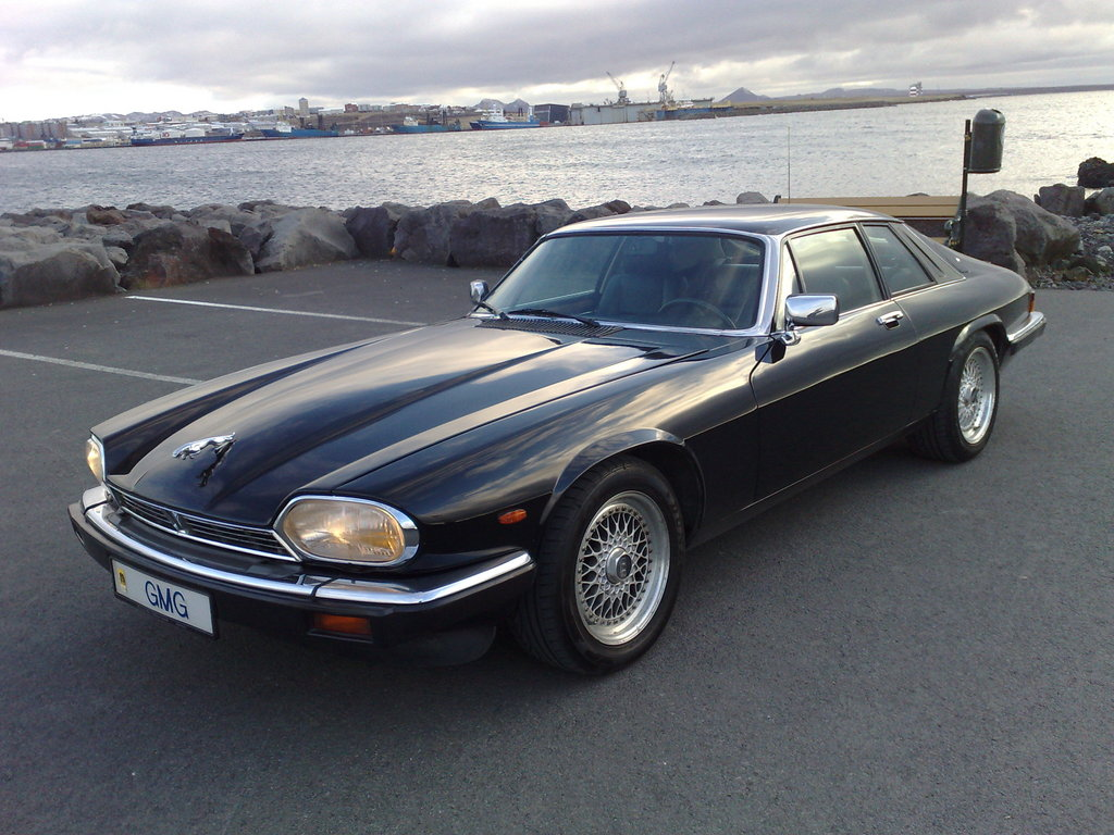 (19751996) Jaguar XJS  DarkCars Wallpapers